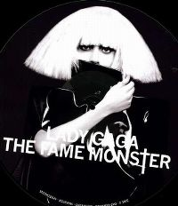 Cover Lady Gaga - The Fame Monster [1CD]
